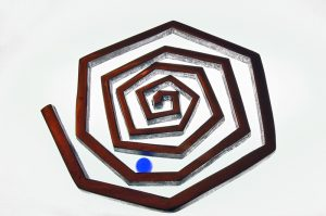 Marble in Maze